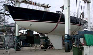 Dry Dock Boat Survey
