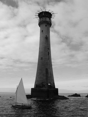 Eddystone Lighthouse by Dinghy | Striling & Son