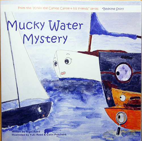 Mucky Water Mystery Childrens Book