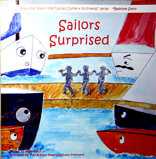 Sailors Surprised Childrens Book