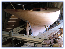 Stirling & Son Traditional Boatbuilding