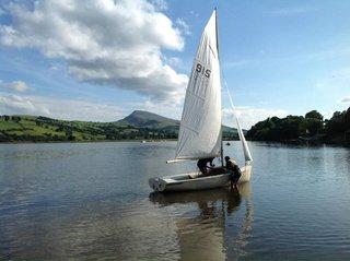 Glanllyn Bala Lake Sailing