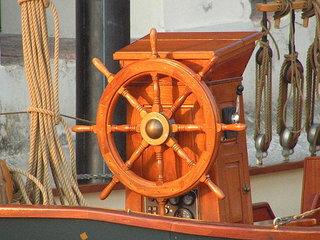 Ships Wheel photo
